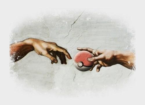 creation Pokémon - 7983514624