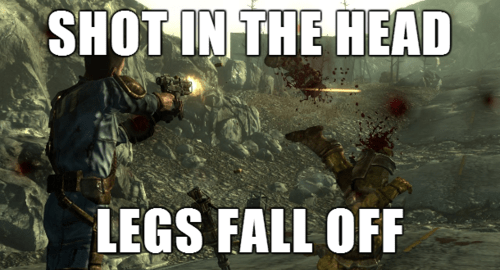 fallout video game logic - 7983517696