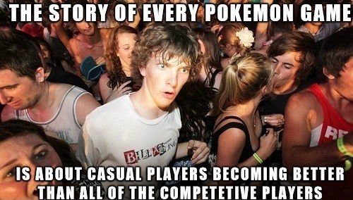 Memes,Pokémon,Multiplayer,sudden clarity clarence