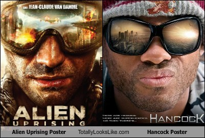 totally looks like,alien uprising,hancock
