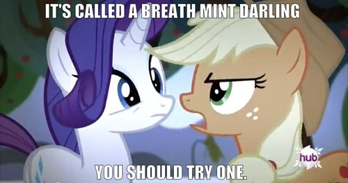 applejack breath mint feud rarity - 7983869184