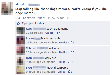doge,failbook