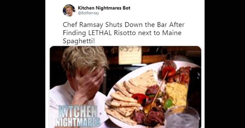 kitchen nightmares bot