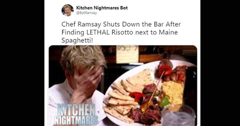 kitchen nightmares bot