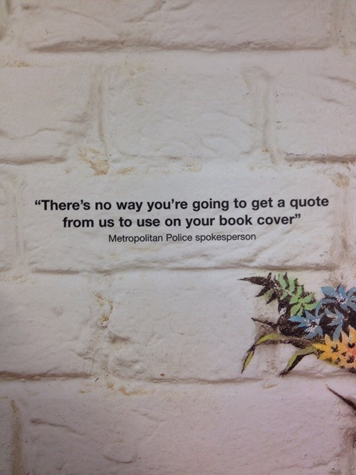 banksy quotes wall and piece - 7984528384