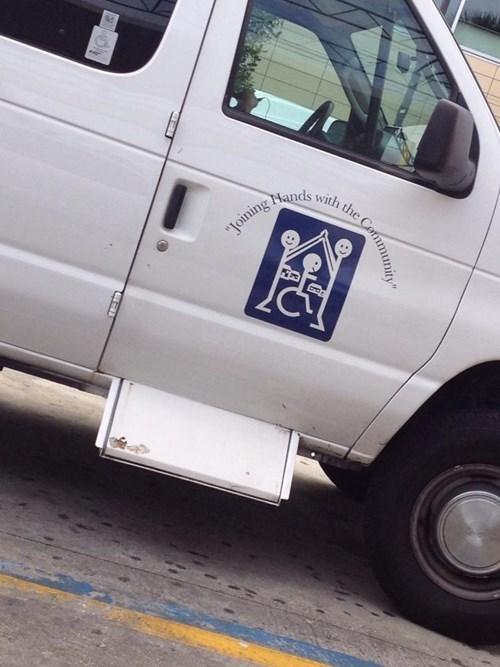 eiffel tower internet logos wheelchairs - 7984543232