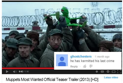 movies,puns,muppets