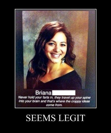 farts,funny,seems legit,briana