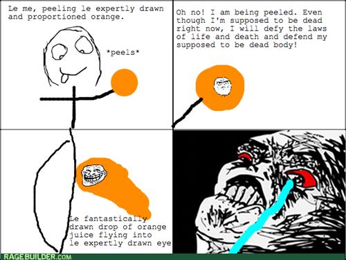 oranges trollface - 7984633088