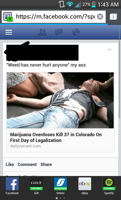 Colorado marijuana weed pot