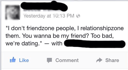The One Thing Worse Than the Friendzone