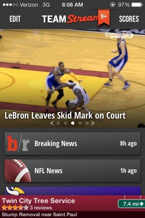 basketball lebron james news nba - 7984781824