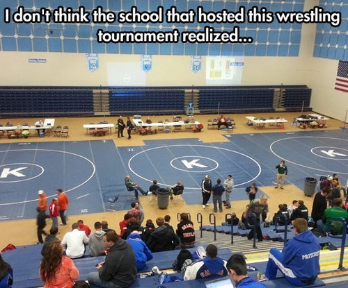 accidental racism,whoops,wrestling,fail nation