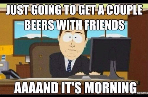 beer friends funny after 12 - 7984845824
