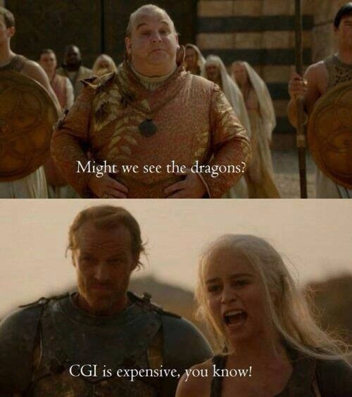 cgi,Daenerys Targaryen,Game of Thrones,dragons,khaleesi