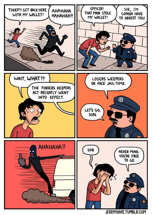 sad but true theft web comics - 7984976640