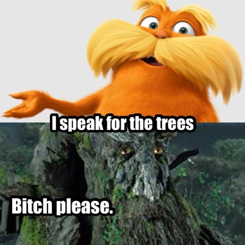 Lord of the Rings the lorax - 7984991488