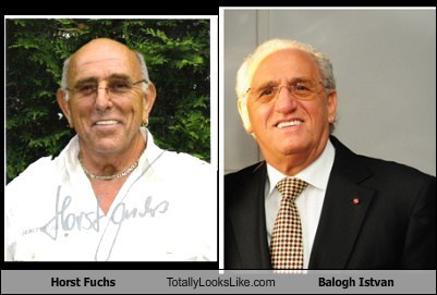 horst fuchs totally looks like balogh istvan - 7985294336