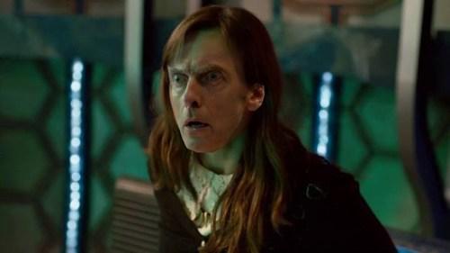 12th Doctor,face swap,clara oswin oswald