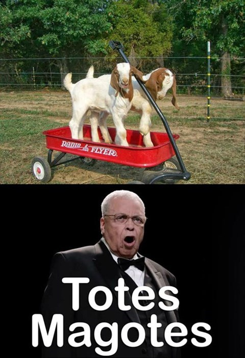 james earl jones puns goats wagon - 7986791680