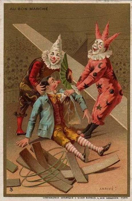 clowns vintage wtf - 7988242176