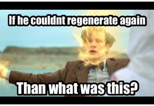 Doctor Who Continuity Error