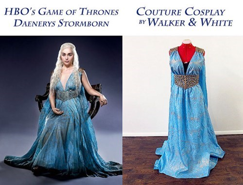 cosplay for sale Daenerys Targaryen Game of Thrones - 7988929792