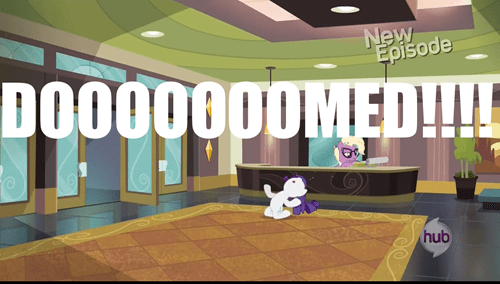 rarity overly dramatic doooom - 7989013760