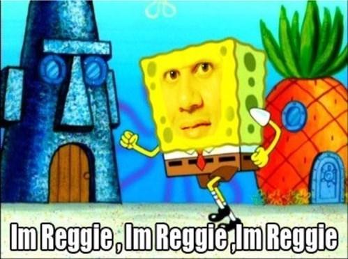im-ready SpongeBob SquarePants reggie fils-aime - 7989137920