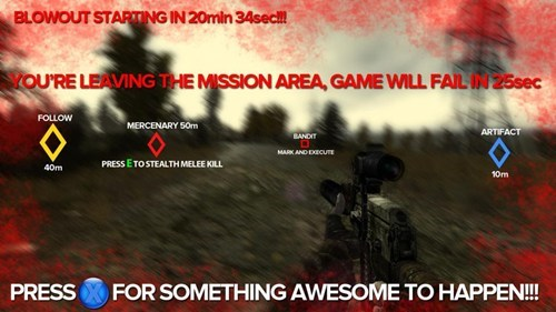 infinity ward,s.t.a.l.k.e.r.,easy mode