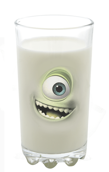 monsters inc,puns,milk,mike wazowski