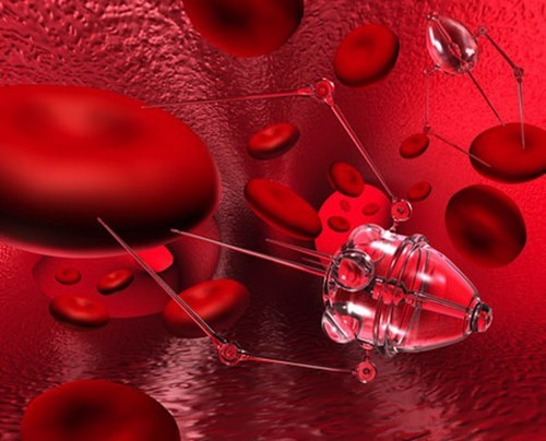 cancer medicine south korea nano-robots - 7990361600