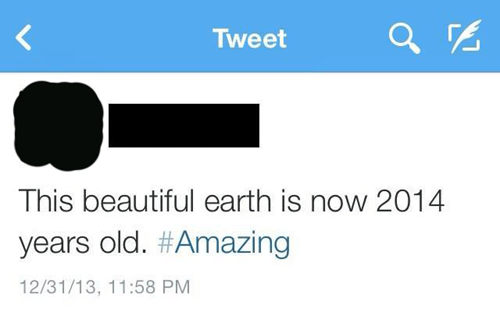 2014 earth new years failbook - 7990495488