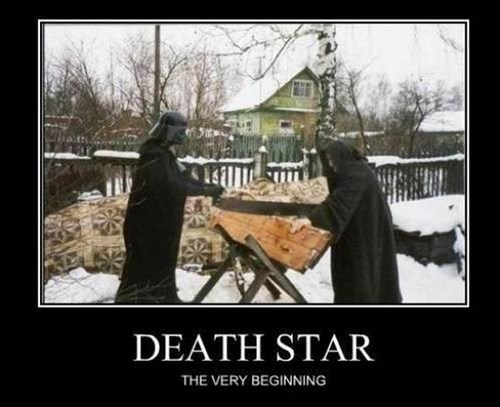 darth vader Death Star funny star wars