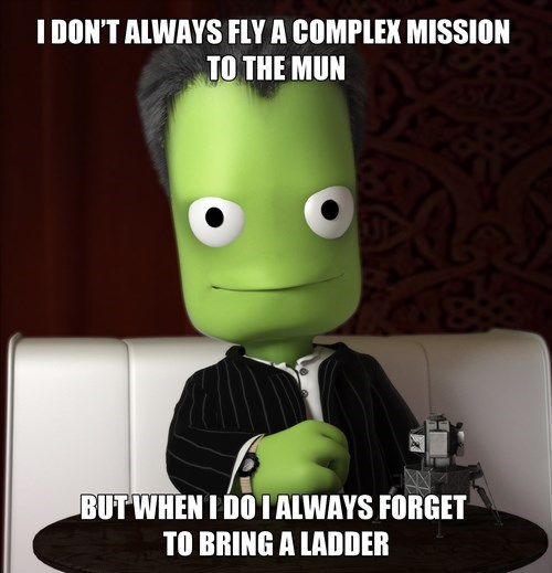 Memes,kerbal space program