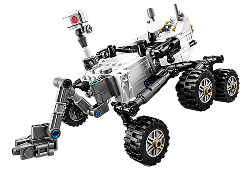 awesome curiosity lego science space - 7990738176