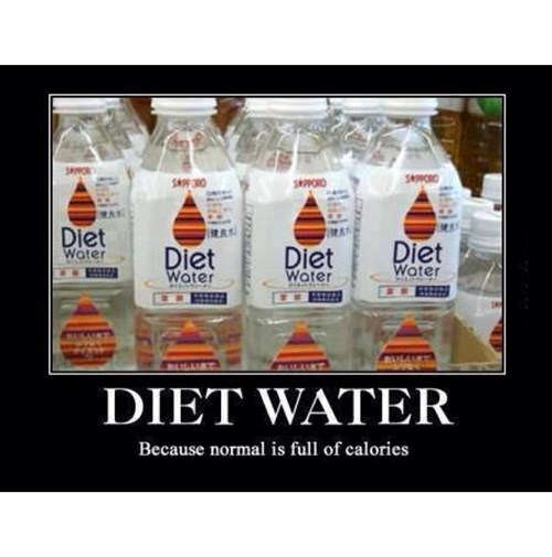 diet water funny - 7990741760