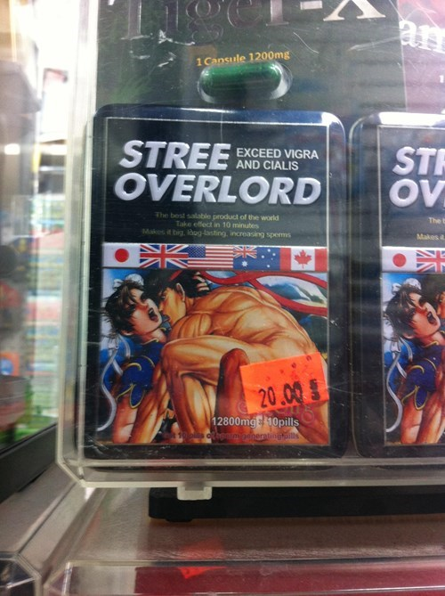 viagra,Street fighter,wtf