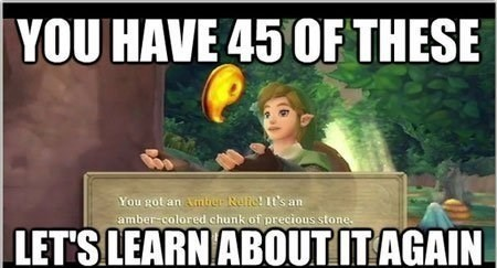 link zelda video game logic - 7990825984