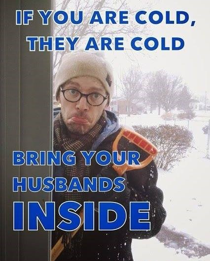 Be Safe With Your SO's This Winter