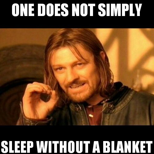 Memes one does not simply sleeping