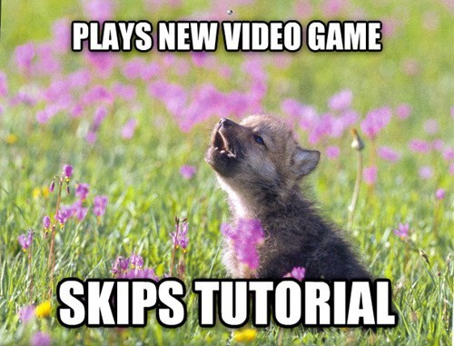 Memes video games baby insanity wolf - 7990932736