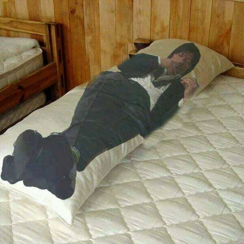 daryl dixon norman reedus body pillow - 7991461632