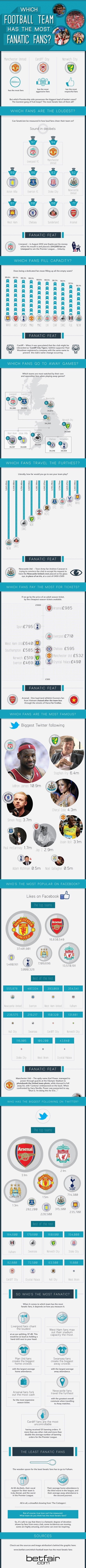 infographic fans sports soccer - 7992007680