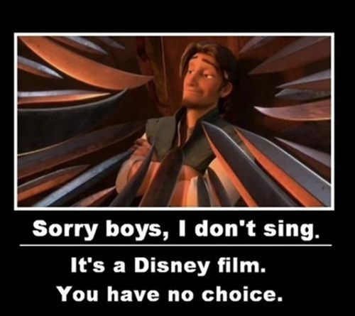 disney choice rules funny