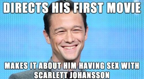 Joseph Gordon-Levitt scarlett johansson don jon - 7992149760