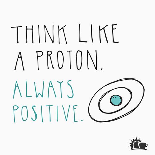 attitude funny proton science puns - 7992162304