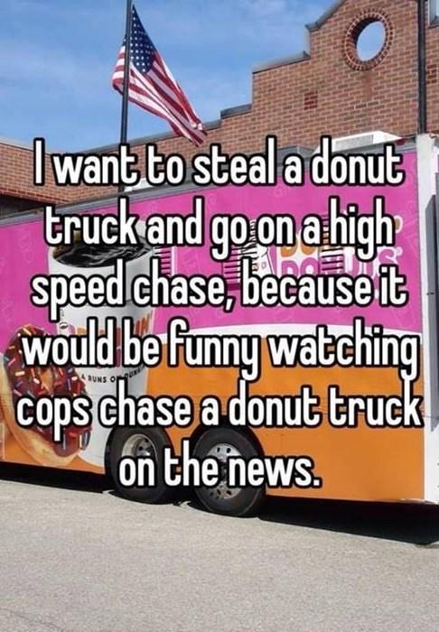 cops donuts police police chase - 7992301056