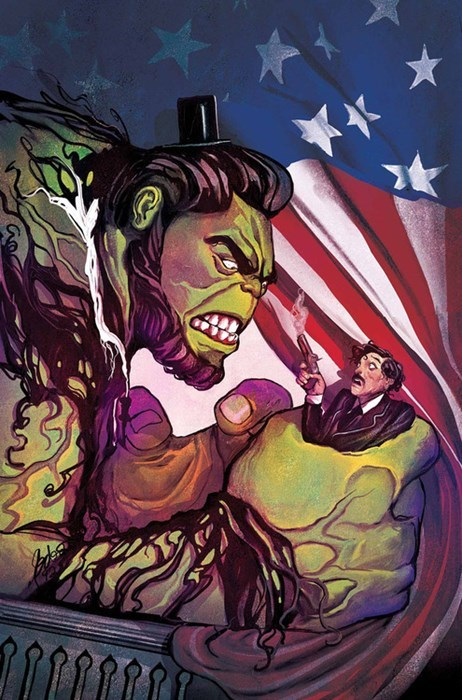 abraham lincoln the incredible hulk george wilkes booth