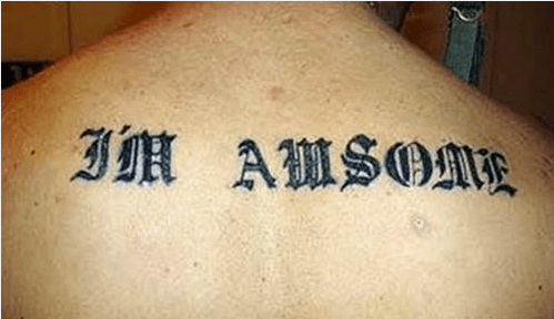 backs,tattoos,misspelling